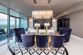 Navy Blue Dining Room Artistic Navy Blue Velvet Dining Chairs Home And Interior Home