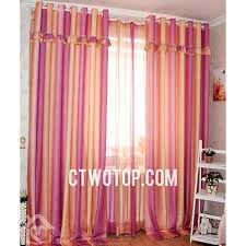 Pink And Orange Curtains Amazing Pink And Orange Curtains Ideas With Burnt Orange Curtains