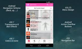 how to get itunes on android itunes for android concept viewout