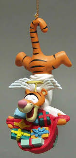 disney ornament tigger boxed by grolier