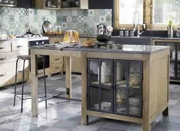 meuble cuisine zinc maison du monde meuble cuisine maison du monde cuisine zinc 1 deco