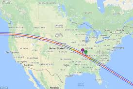 map of oregon to south carolina how to prep for the great american eclipse in 100 days daily