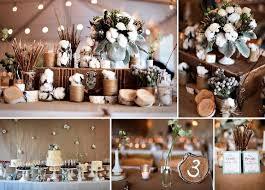 deco mariage original déco table mariage d hiver 30 idées magnifiques et élégantes