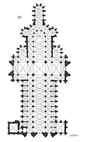 Cathedral Floor Plan Visit Rouen Cathedral U2013 Gothic At Its Best In Normandy