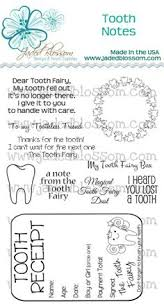 free printable tooth fairy letters printables free pinterest