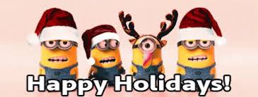 happy holidays minion quote pictures photos and images for