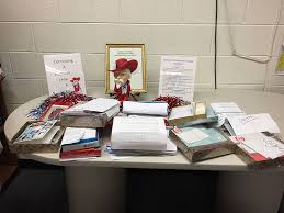all cchs students write christmas cards for troops news