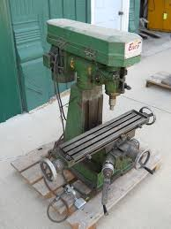 Bench Top Mill 110v Benchtop Vertical Mill Milling Machine R 8 Spindle Belt Drive