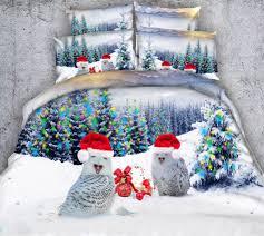 popular christmas bedding kids buy cheap christmas bedding kids