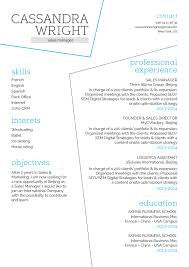 Resume Template Open Office Easy Resume Template Crazy Resume Mycvfactory