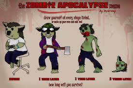Zombie Apocalypse Meme - zombie apocalypse meme by mrtoxichazard on deviantart