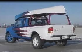 Ford Ranger Truck Rack - 1994 ford ranger sea splash concept