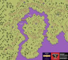 Yahoo Maps Com Mother 2 Peaceful Rest Valley Super Nintendo Snes Map