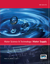 water science and technology water supply