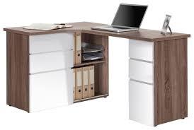 corner desk white white corner desk with shelves white corner