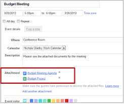 Please Find The Attached File Of My Resume Attaching And Sharing A File In A Google Calendar Event Division