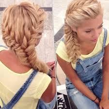 Frisuren Selber Machen Halblange Haare by Frisuren Lange Haare Zopf Trends Ideen 2017