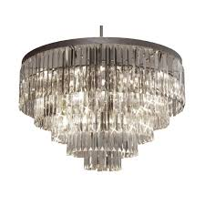 harrison lane 5 light crystal chandelier harrison lane empress crystal odeon 17 light crystal chandelier t40