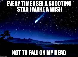Star Meme - shooting star imgflip