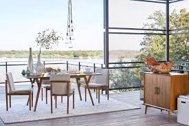 Dining Room Tables Austin Tx by On Location In Austin For Our Summer Catalog Front Main