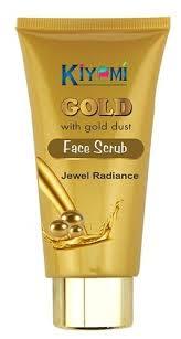 Scrub Gold gold scrub at rs 200 kiyomi herbals limited delhi