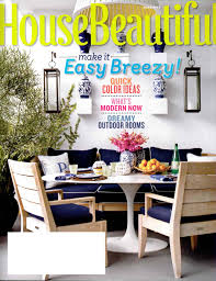 Housebeautiful Magazine by Studio Bon In House Beautiful June 2014