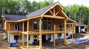 log homes kits complete log home packages custom log home