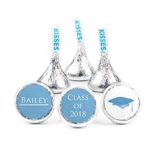 graduation cap stickers favors grad cap stickers kisses candy assembled kisses 50 pack