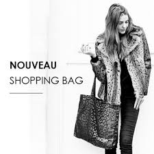 fashion e shop maje a imaginé un shopping bag exclusif pour célébrer la fashion