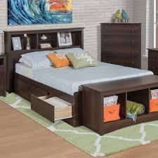 Platform Bed With Storage Furniture Marvelous Captains Bed Full Size Twin Xl Platform Bed