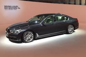 luxury bmw 7 series new bmw 7 series luxury flagship wafts in auto express