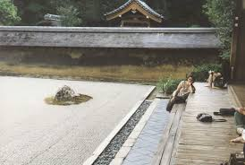 Ryoanji Rock Garden Ryoanji Temple With Its Rock Garden And Around Page 10