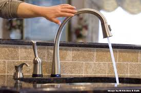 no touch kitchen faucets fabulous no touch kitchen faucet on home decorating ideas with no