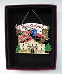 amazon com austin texas christmas ornament 6th street music bat