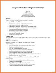 accountant resume format great senior accountant resume format with name and address regard