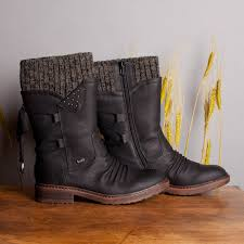 rieker s boots canada rieker wuerselen winter boot kunitz shoes