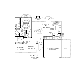 Rome Ryan Homes Floor Plan Ryan Homes Roxbury Floor Plan Home Plan