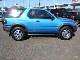 isuzu amigo 1998 caprice blue pearl metallic isuzu amigo s v6 4wd 7024484