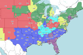 Map Jacksonville Florida by Jaguars Vs Dolphins Tv Viewing Map For Week 2 On Cbs Big Cat
