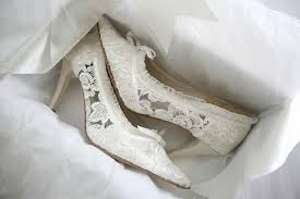 wedding shoes low heel ivory comfortable lace wedding shoes women s ware