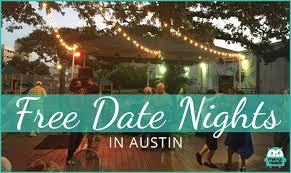 free date nights in november 23 26 2017