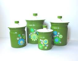 vintage kitchen canisters sets vintage metal duck canister set kromex canister set vintage