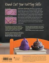 circular knitting workshop amazon co uk margaret radcliffe