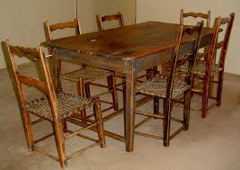 Pine Kitchen Tables And Chairs by Kitchen Chairs Furniture Antique Wooden Kitchen Chairs For