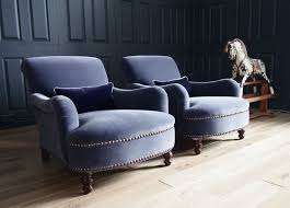designers guild sofa pair of george smith jules armchairs in designers guild velvet rrp