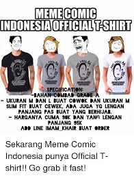 Buat Meme Comic - 25 best memes about comics fitness indonesian language meme