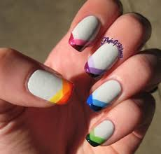 nail art nail designs nail trends fun french french manicure