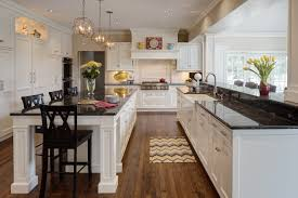 light countertops with dark cabinets island kitchen