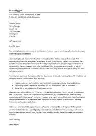 cover letter for customer service sample odesk cover letter