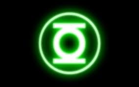green lantern neon light green lantern logo wallpaper super heros pinterest wallpaper